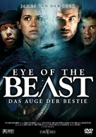 Eye of the Beast - German Movie Cover (xs thumbnail)