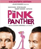 The Pink Panther - Blu-Ray movie cover (xs thumbnail)