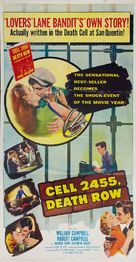 Cell 2455 Death Row - Movie Poster (xs thumbnail)