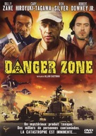 Danger Zone - French Movie Cover (xs thumbnail)