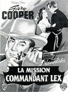 Springfield Rifle - French Movie Poster (xs thumbnail)