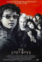 The Lost Boys - Theatrical movie poster (xs thumbnail)
