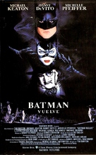 Batman Returns - Argentinian Movie Poster (xs thumbnail)