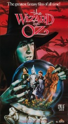 The Wizard of Oz - VHS movie cover (xs thumbnail)