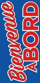 Bienvenue à Bord - French Logo (xs thumbnail)