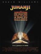 Jumanji - Movie Poster (xs thumbnail)