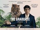 The Graduate - British Movie Poster (xs thumbnail)