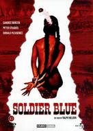 Soldier Blue - Danish DVD cover (xs thumbnail)