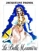 La belle meunière - French Movie Poster (xs thumbnail)