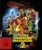 The Texas Chainsaw Massacre 2 - German Blu-Ray movie cover (xs thumbnail)
