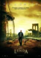 I Am Legend - Brazilian Movie Poster (xs thumbnail)
