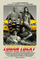 Logan Lucky - Norwegian Movie Poster (xs thumbnail)
