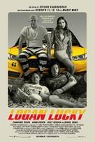 Logan Lucky - Norwegian Movie Poster (xs thumbnail)