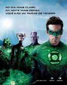 Green Lantern - Brazilian Movie Poster (xs thumbnail)
