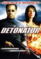 The Detonator - French DVD cover (xs thumbnail)
