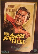 The Searchers - German Movie Poster (xs thumbnail)