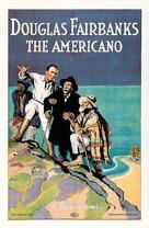 The Americano - Movie Poster (xs thumbnail)