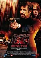 88 Minutes - Dutch DVD cover (xs thumbnail)