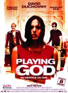 Playing God - French Movie Poster (xs thumbnail)