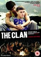 Clan, Le - British DVD cover (xs thumbnail)
