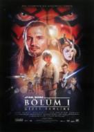 Star Wars: Episode I - The Phantom Menace - Turkish Movie Poster (xs thumbnail)