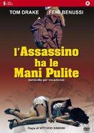 Omicidio per vocazione - Italian Movie Cover (xs thumbnail)