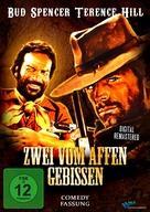 Dio perdona... Io no! - German Movie Cover (xs thumbnail)