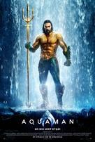 Aquaman - Polish Movie Poster (xs thumbnail)