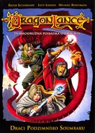 Dragonlance: Dragons of Autumn Twilight - Czech DVD cover (xs thumbnail)