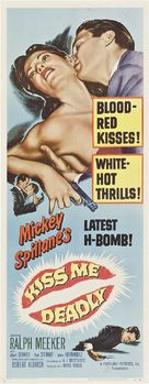 Kiss Me Deadly - Movie Poster (xs thumbnail)