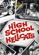 High School Hellcats - DVD cover (xs thumbnail)