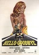 Hello-Goodbye - Italian Movie Poster (xs thumbnail)