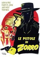 King of the Bullwhip - Italian DVD movie cover (xs thumbnail)