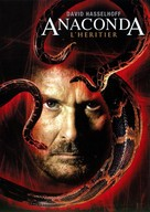 Anaconda III - French DVD movie cover (xs thumbnail)