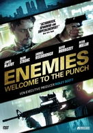 Welcome to the Punch - Swiss DVD movie cover (xs thumbnail)