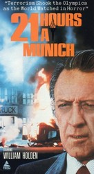 21 Hours at Munich - VHS movie cover (xs thumbnail)