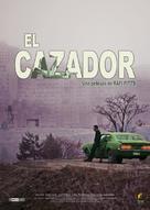 The Hunter - Spanish Movie Poster (xs thumbnail)