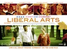 Liberal Arts - British Movie Poster (xs thumbnail)