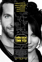 Silver Linings Playbook - Vietnamese Movie Poster (xs thumbnail)