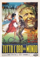 Tout l'or du monde - Italian Movie Poster (xs thumbnail)