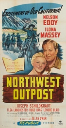 Northwest Outpost - Movie Poster (xs thumbnail)