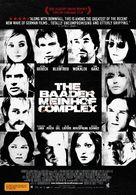 Der Baader Meinhof Komplex - Australian Movie Poster (xs thumbnail)