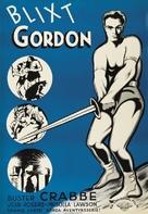 Flash Gordon - Swedish Movie Poster (xs thumbnail)