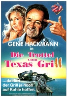 Full Moon in Blue Water - German Movie Poster (xs thumbnail)