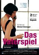 Das Vaterspiel - German Movie Poster (xs thumbnail)