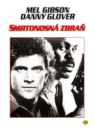 Lethal Weapon - Czech Movie Cover (xs thumbnail)