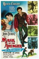 Mask of the Avenger - Movie Poster (xs thumbnail)