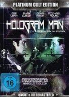 Hologram Man - German Movie Cover (xs thumbnail)