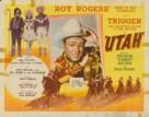 Utah - Movie Poster (xs thumbnail)