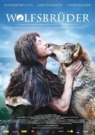 Entrelobos - German Movie Poster (xs thumbnail)